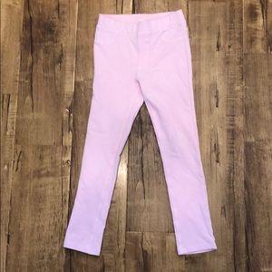 Pink size 7-8 legging